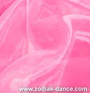 Органза розовая для рукоделия купить