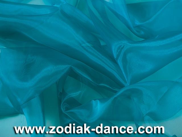 Органза Blue Zircon