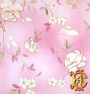 Сетка с рисунком Розы
