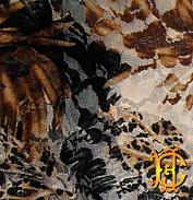 Стрейчевое кружево Джунгли в Салоне Зодиак