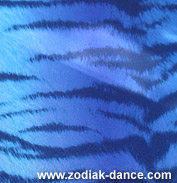 Лайкра с рисунком Тигр в Салоне Зодиак