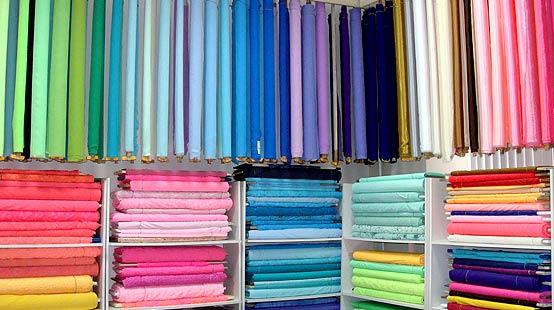 Где выгоднее купить ткань?